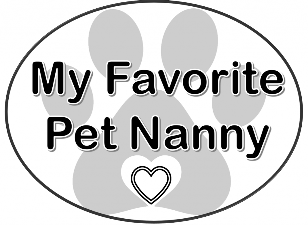 My Favorite Pet Nanny Logo