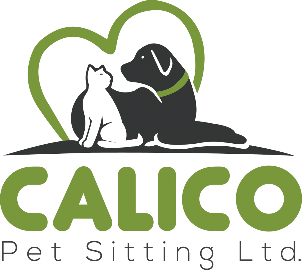 Calico Pet Sitting, Ltd.  Logo