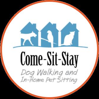 Come, Sit, Stay, LLC Logo
