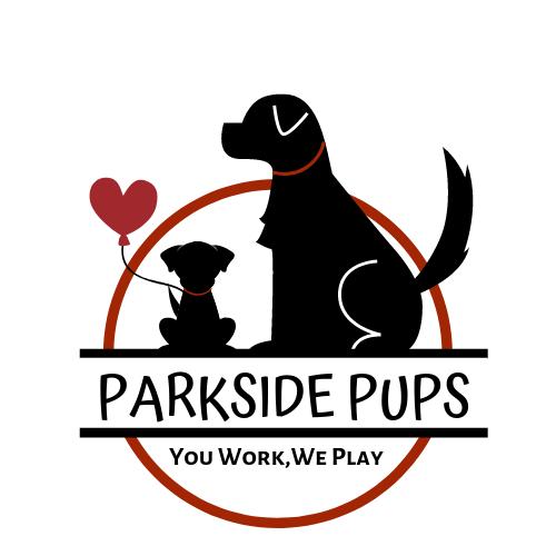 Parkside Pups BK Logo