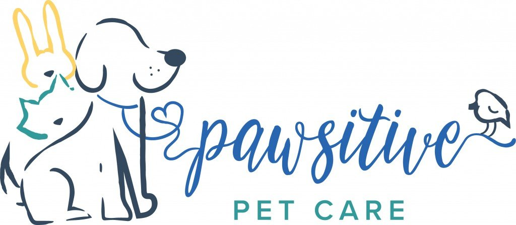 Pawsitive Pet Care  Logo