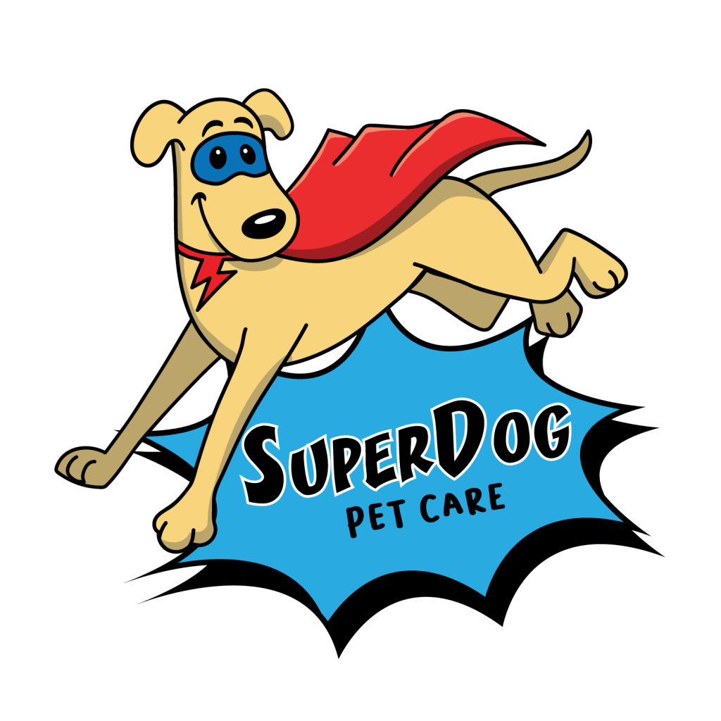 SuperDog Pet Care LLC Logo