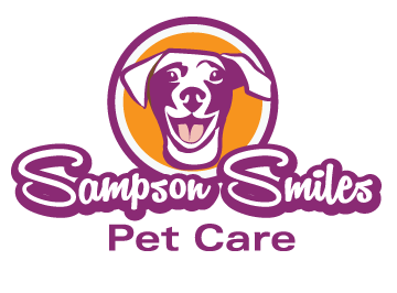 Sampson Smiles Pet Care LLC Logo