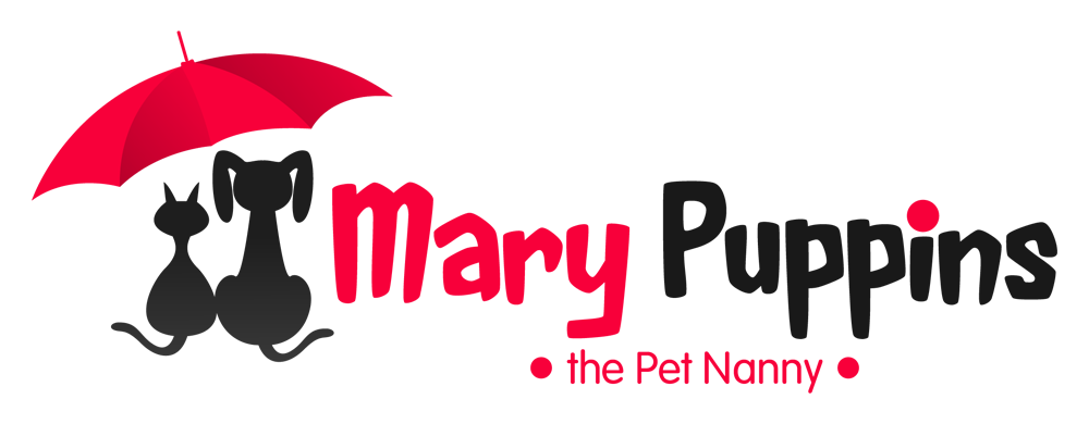 Mary Puppins the Pet Nanny LLC Logo