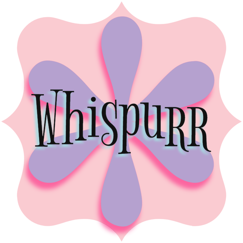 Whispurr Pet Sitting Logo