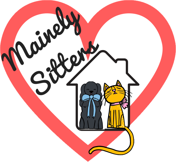 Mainely Sitters Logo