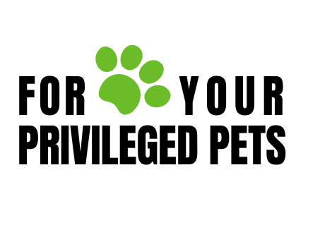 For Your Privileged Pets Logo