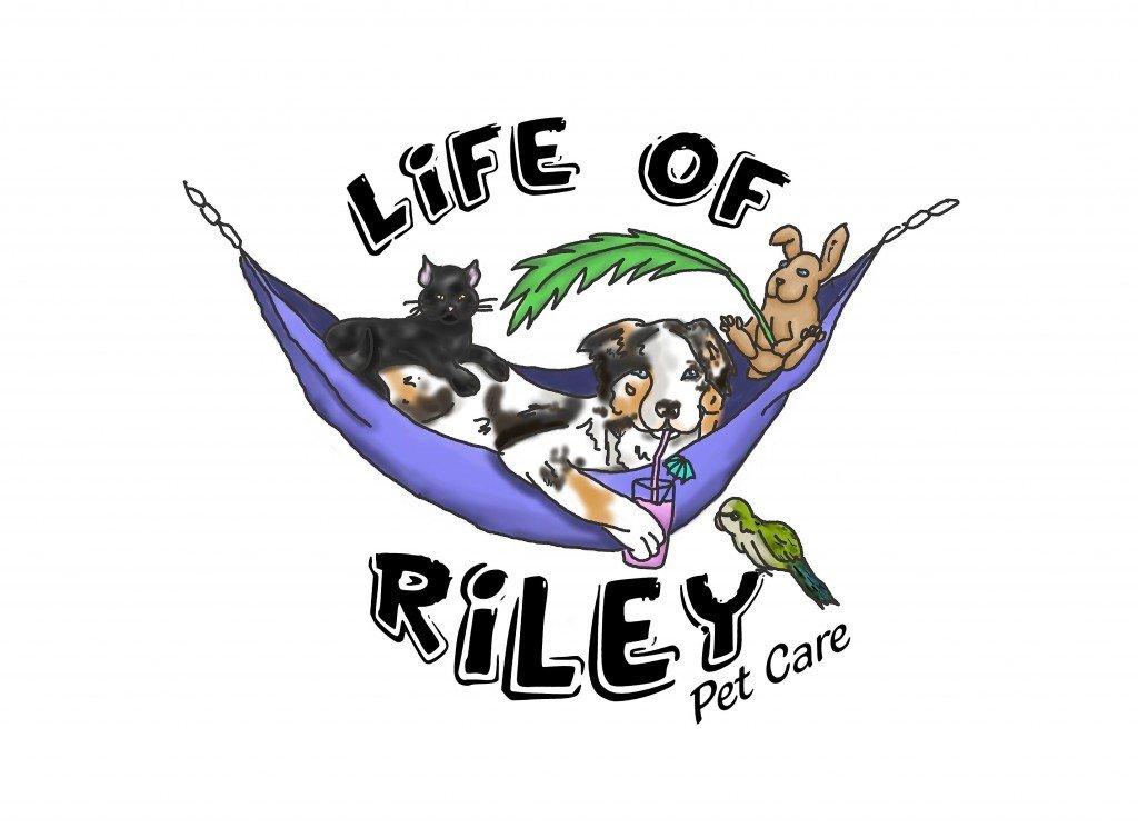 Life of Riley Pet Care Logo