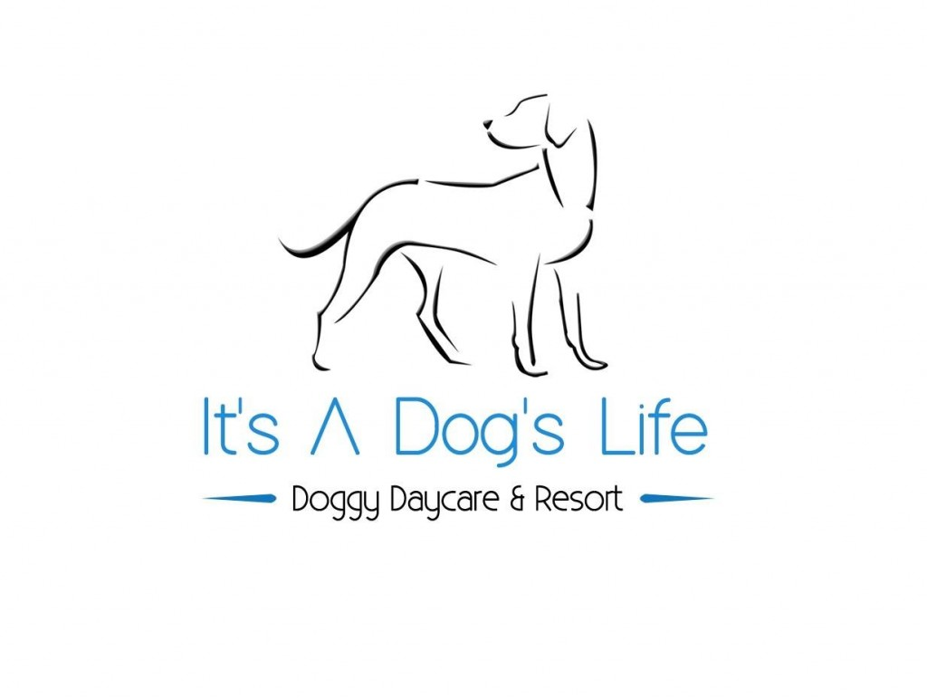 Its A Dogs Life In-Home Care Logo