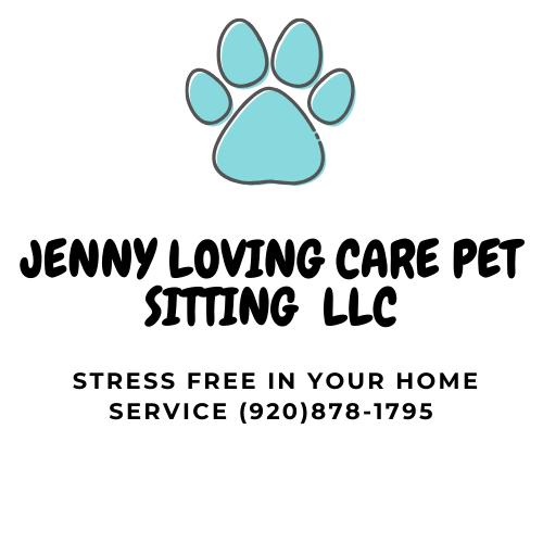 Jenny Loving Care Pet Sitting LLC Logo