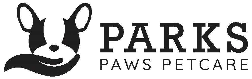 Parks Paws Petcare Logo