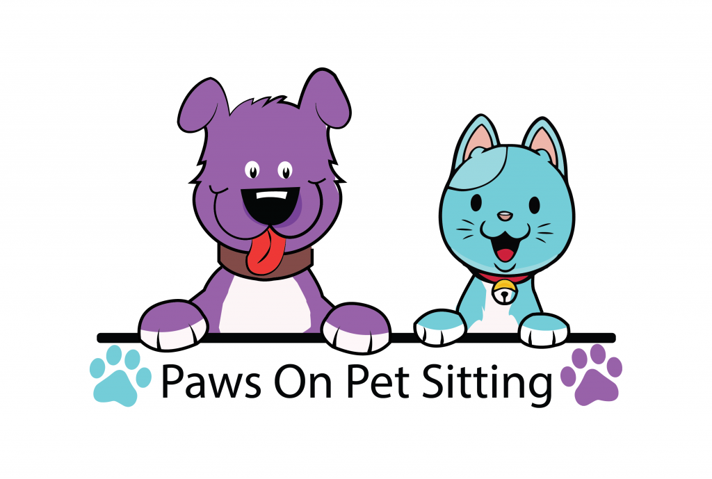 Paws On Pet Sitting Logo