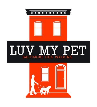 Luv My Pet Logo