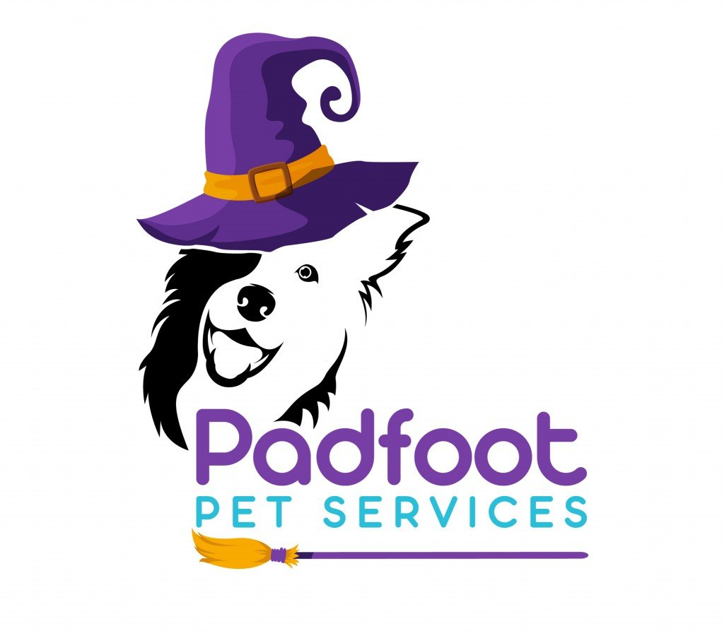 Padfoot Pet Services  Logo