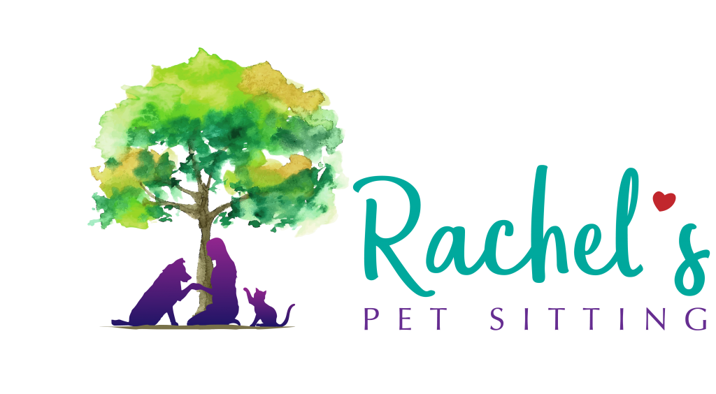 Rachel's Pet Sitting Logo