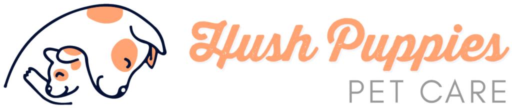 Hush Puppies Pet Care Logo