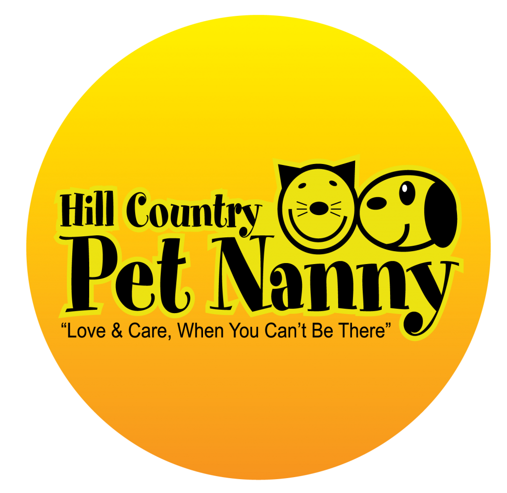Hill Country Pet Nanny  Logo