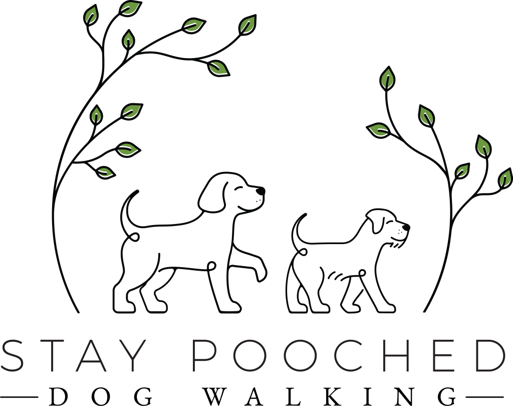 Stay Pooched  Logo