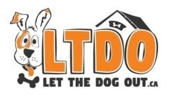 LET THE DOG OUT  Logo