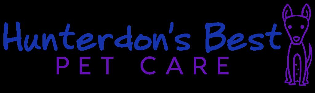 Hunterdon's Best Pet Care LLC Logo