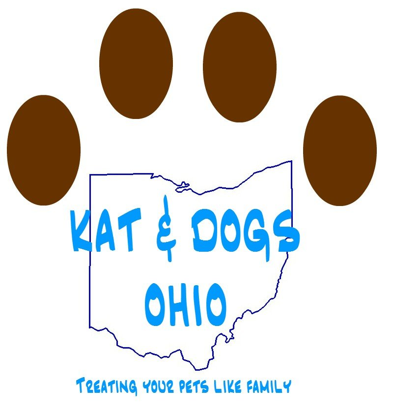 Kat and Dogs Ohio Logo