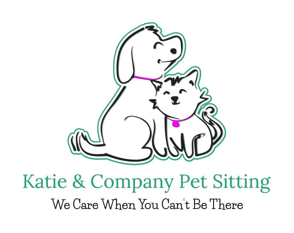 Katie & Company Pet Sitting Logo