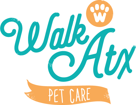 Walk! ATX Pet Care Logo