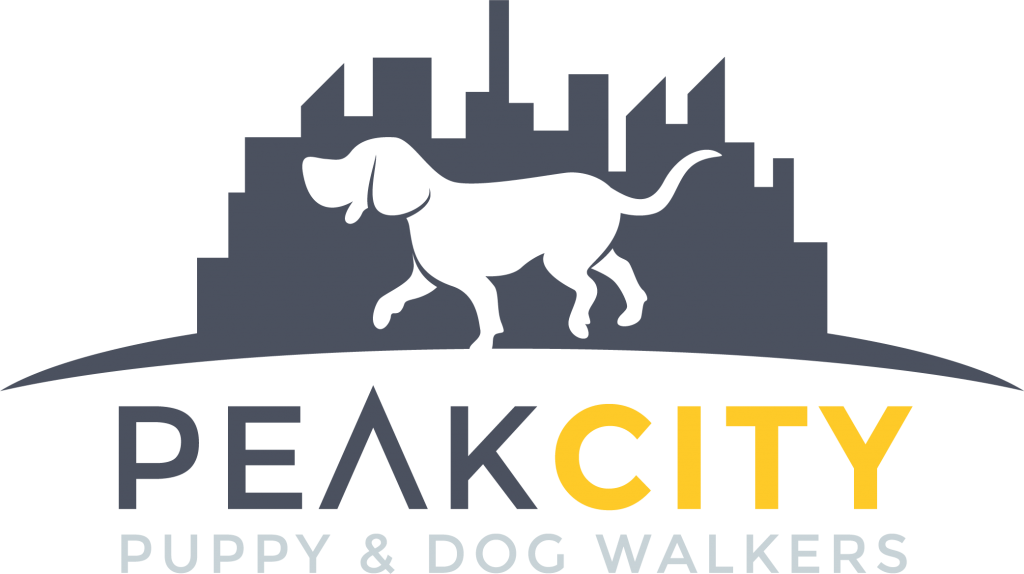 Peak City Puppy & Dog Walkers Logo