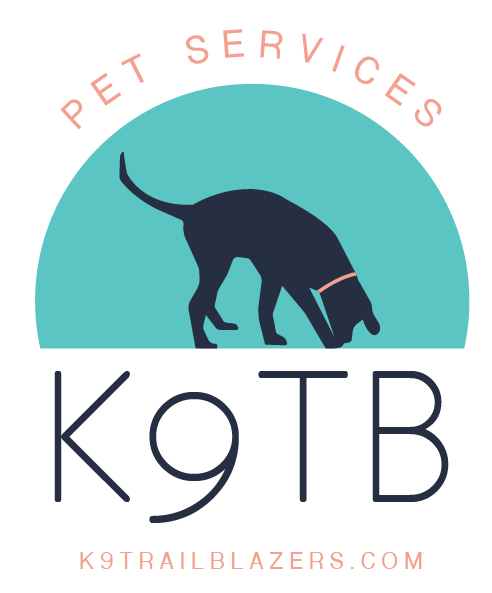 k9 Trail Blazers Dog Walking & Pet Services Logo