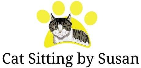 Cat Sitting by Susan LLC Logo