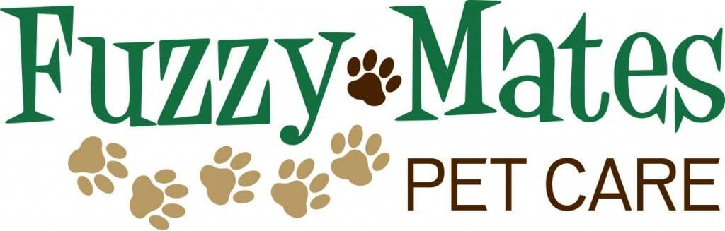 FuzzyMates Pet Care Logo