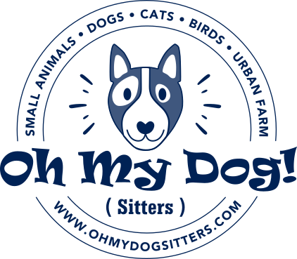 Oh My Dog! (Sitters) LLC Logo