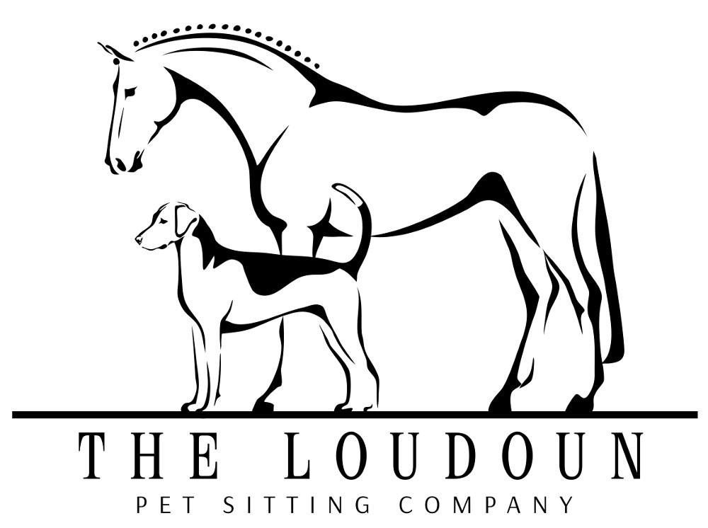 Loudoun Pet Sitting Co. Logo