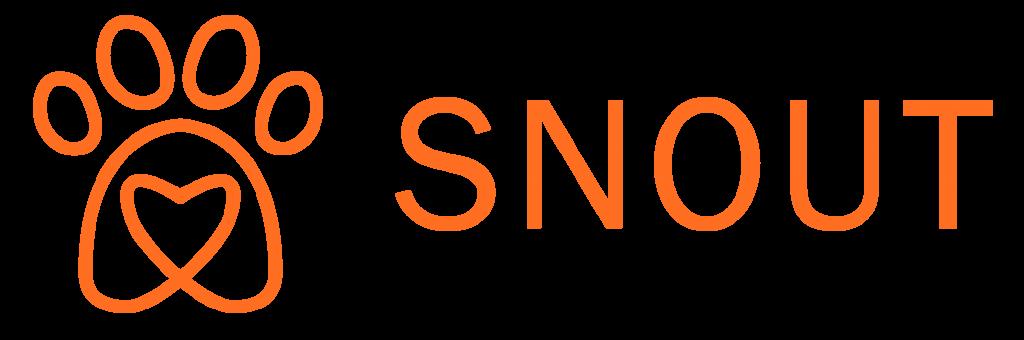 SNOUT Dog Walking & Pet Sitting Logo
