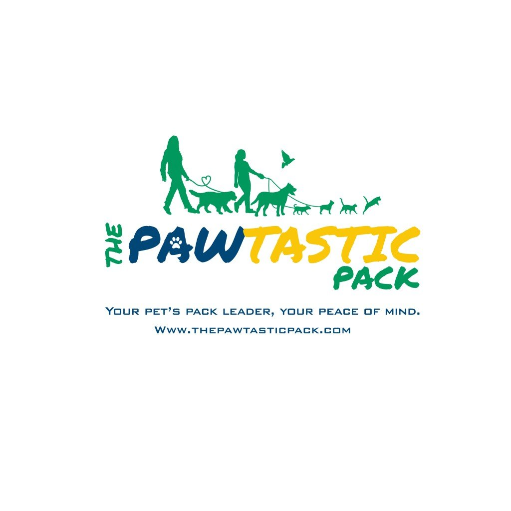 The Pawtastic Pack Logo