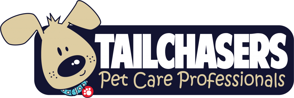Tailchasers Pet Care Logo