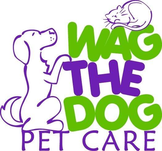 Wag the Dog Pet Care Logo