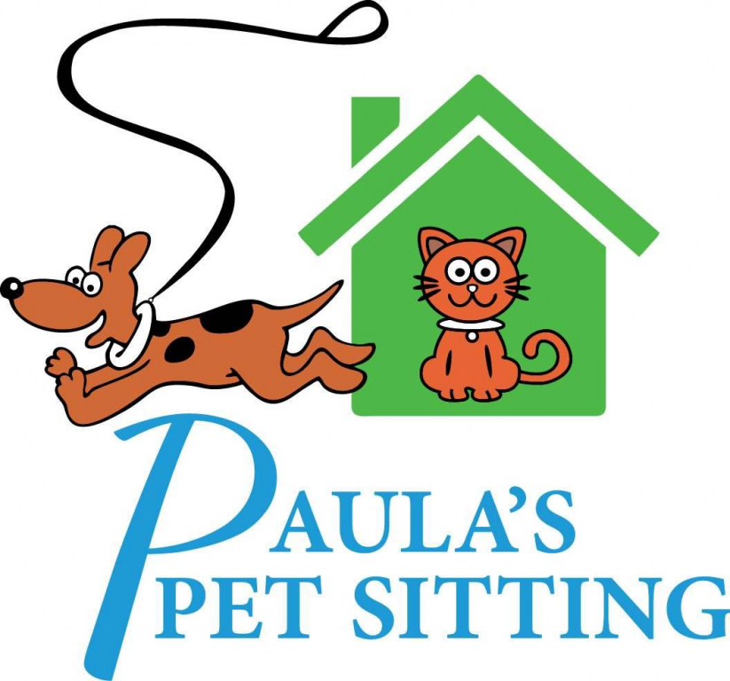 Paula's Pet Sitting Logo