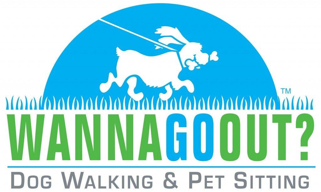 Wannagoout? Dog Walking & Pet Sitting Logo