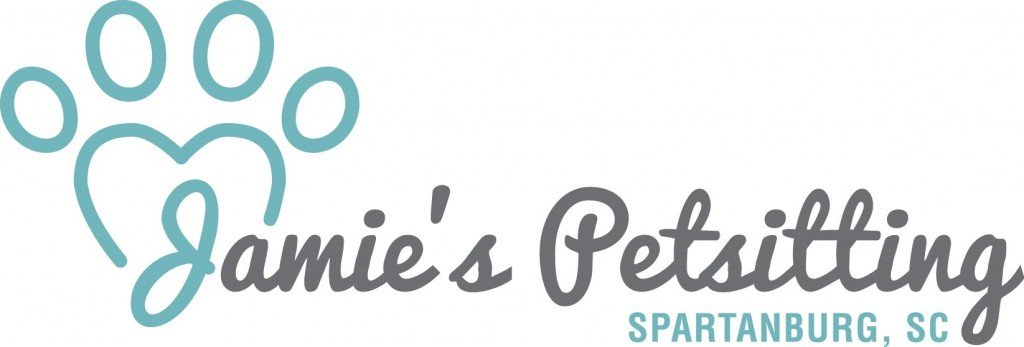 Jamie's Pet Sitting Logo