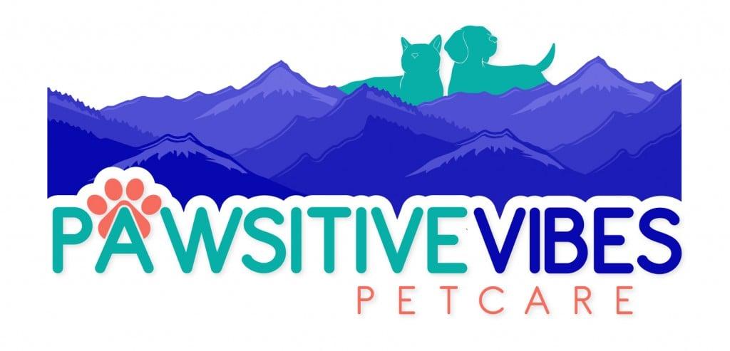 Pawsitive Vibes Petcare LLC Logo
