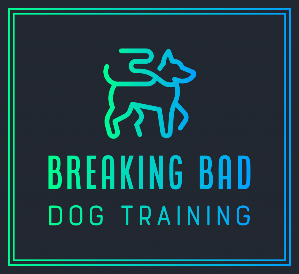 Breaking Bad Dog Training, LLC Logo