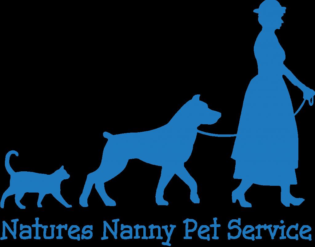 Natures Nanny Pet Service Logo