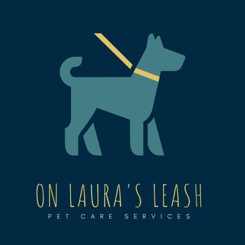 On Laura's Leash Logo