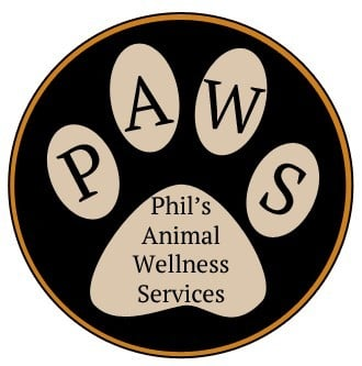 Phil's Animal Wellness Services Logo