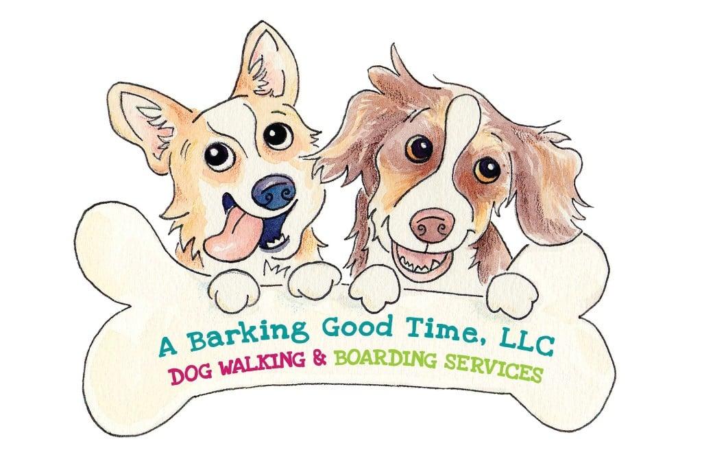 A Barking Good Time, LLC Logo