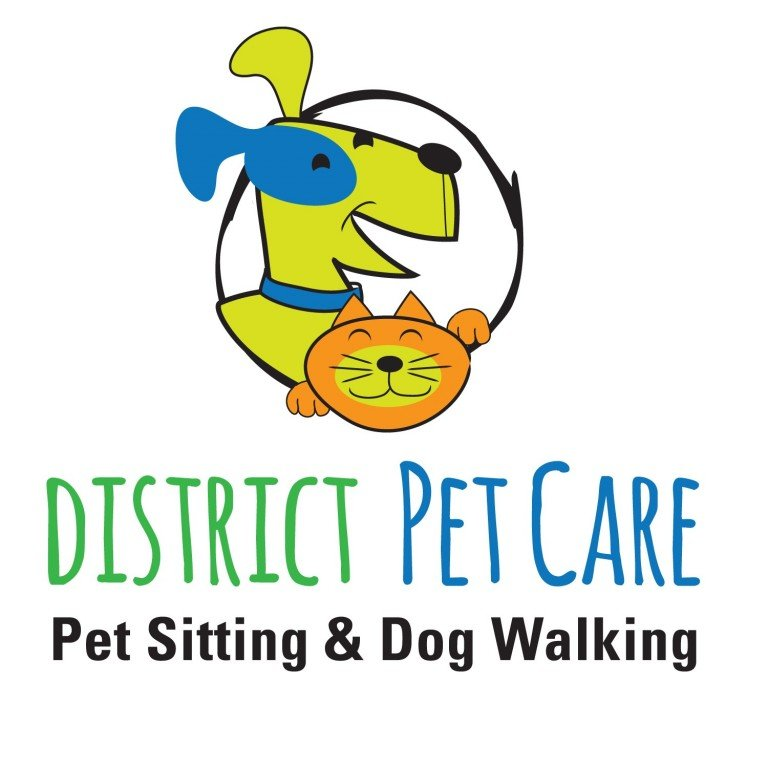 District Pet Care Logo