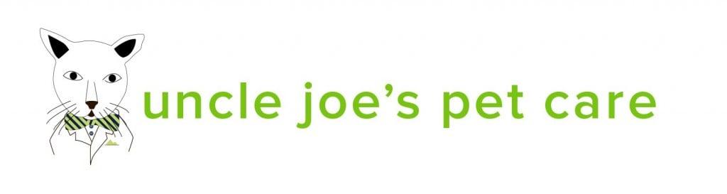 Uncle Joe's Pet Care Logo