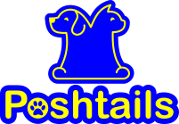 Poshtails Pet Services Logo