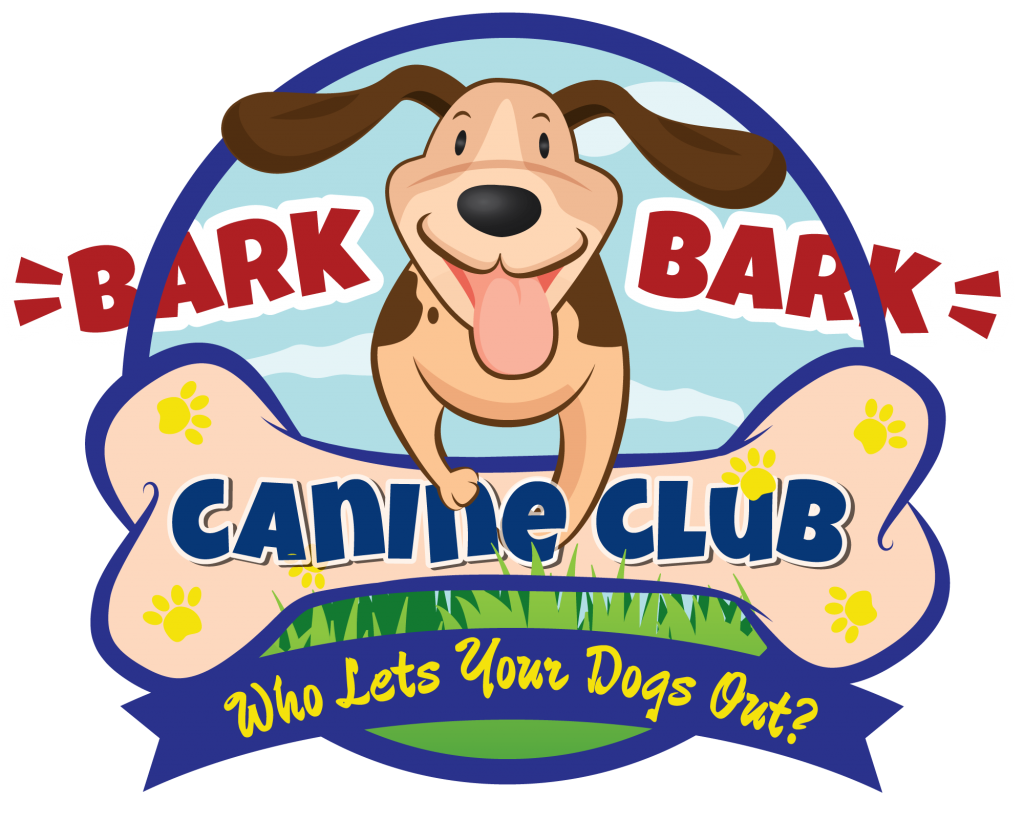 Bark Bark Canine Club Logo